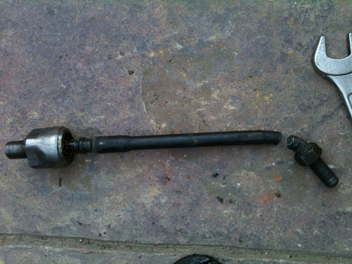 Broken Tie Rod End Symptoms http://www.brunsolutions.com.au/?p=113